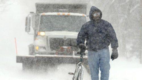 Detroit Storm_Snow