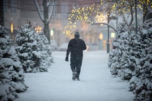 January snowstorm 1-5-14