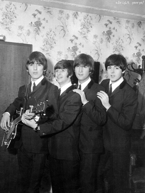 sunday sleep in amp remember �this boy� the beatles 1964