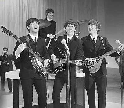 The Beatles_1964_Ed Sullivan Show