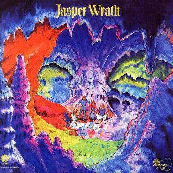 Jasper Wrath Album Cover 1971