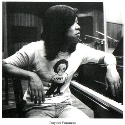 Tsuyoshi Yamamoto 1974