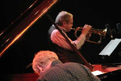Kenny Wheeler and John Taylor