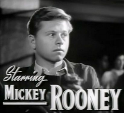 Mickey Rooney_A Human Comedy