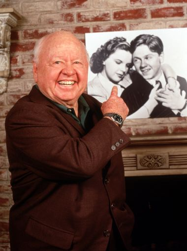 Mickey Rooney_Mickey & Judy