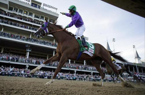140th KY Derby-California Chrome