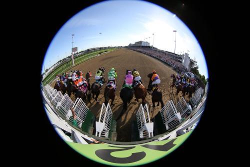 140th KY Derby Start