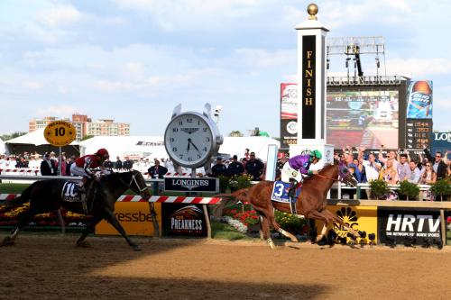 2014 Preakness_ California Chrome wins by two lengths