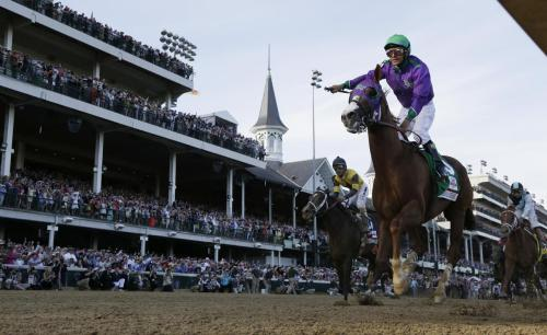California Chrome _ KY Derby_ Dreams Do Come True