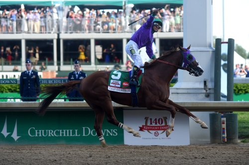 California Chrome Ky Derby Winner