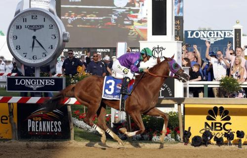 California Chrome Wins Preakness May 17, 2014