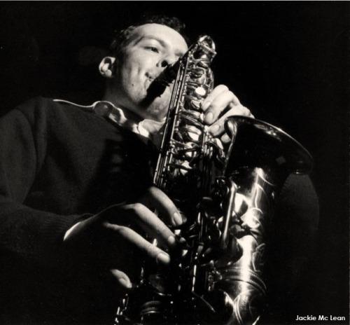 Jackie Mclean Jazz Sax