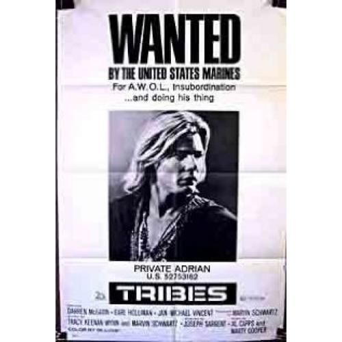 Jan-Michael Vincent Tribes 1970