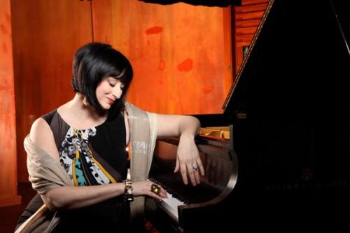 Renee Rosnes Jazz Pianist