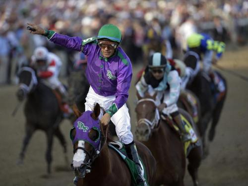Victor Espinoza_ California Chrome 2014 KY Derby