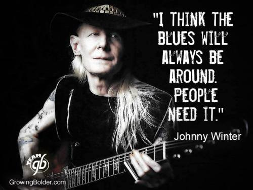 Johnny Winter_Blues