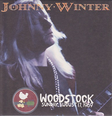 Johnny Winters_Woodstock