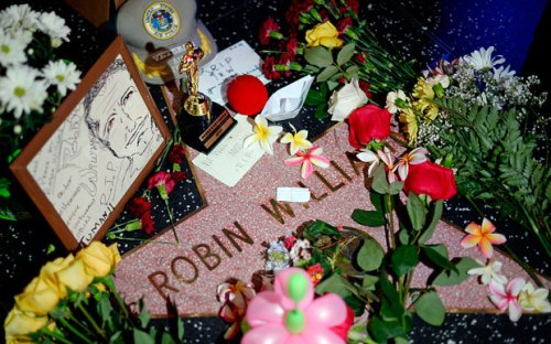 In Memory of Robin Williams