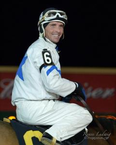 Jockey Terry D. Houghton