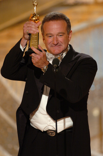 Robin Williams Golden Globes