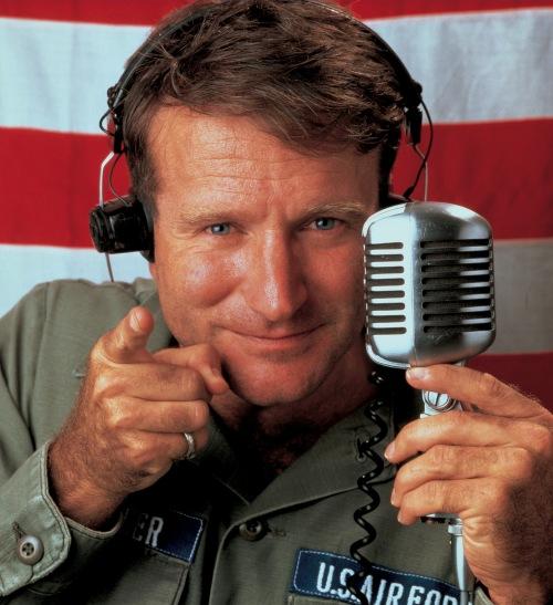 Robin Williams_Good Morning Vietnam