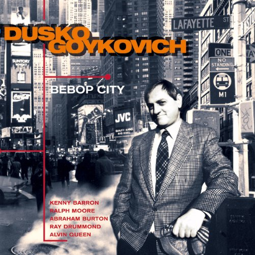 Duško Gojković - Bebop City