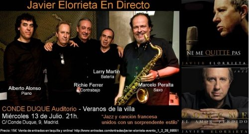 Javier Elorrieta Quintet