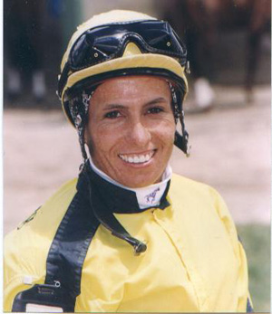Jockey Jane Magrell