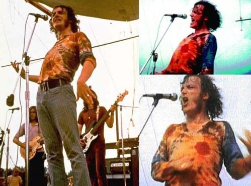 Joe Cocker Woodstock 1969