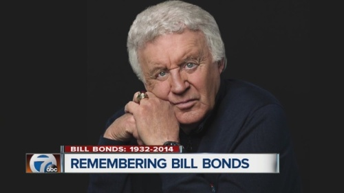 Remembering Bill Bonds WXYZ