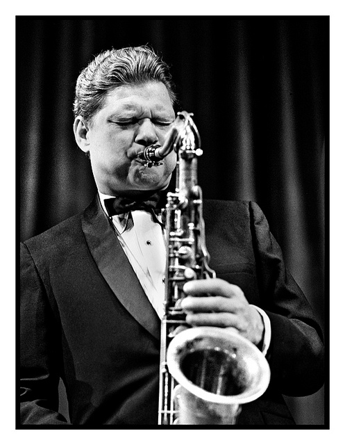 Zoot Sims_Jazz Saxophonist