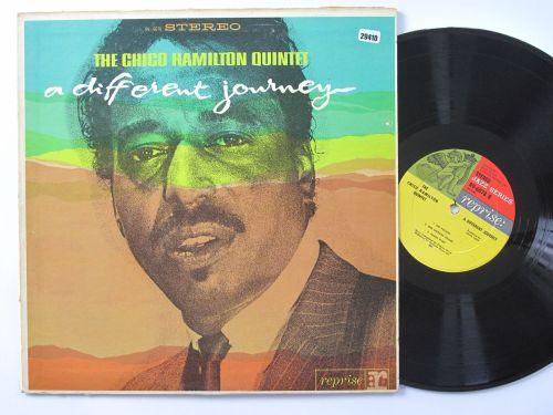 A Different Journey_Chico Hamilton