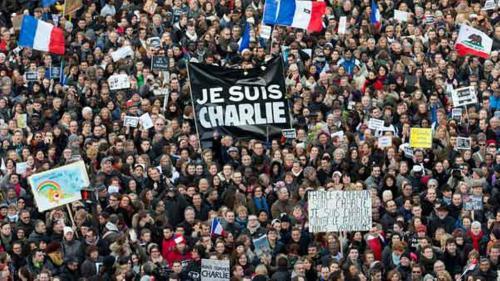 France Anti-Terrorisn Rally