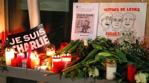 Paris Journalist Vigil