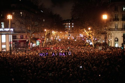 Paris_In Memory Of Charlie Hebdo