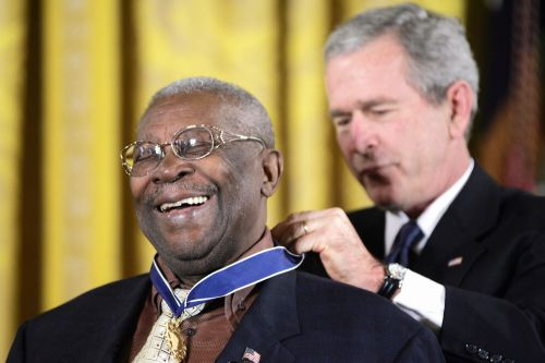 BB King Kennedy Honors