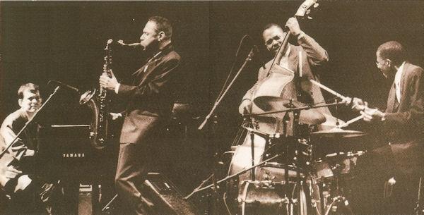 Joshua Redman Quartet_Mood Swing