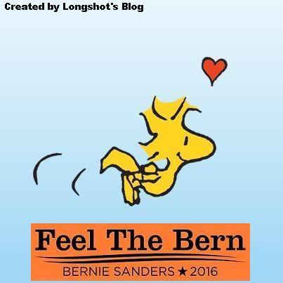 Bernie's Bird_Longshot's Blog