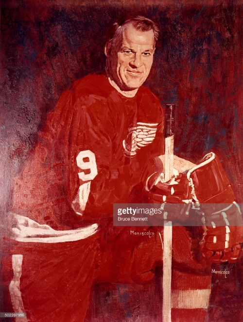 Detroit's Mr. Hockey
