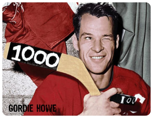 Gordie 1,000 assists