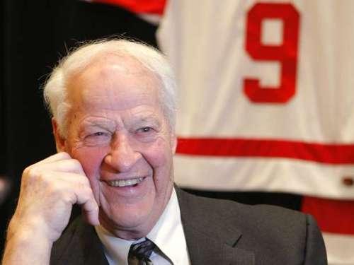 Mr. Hockey Gordie Howe